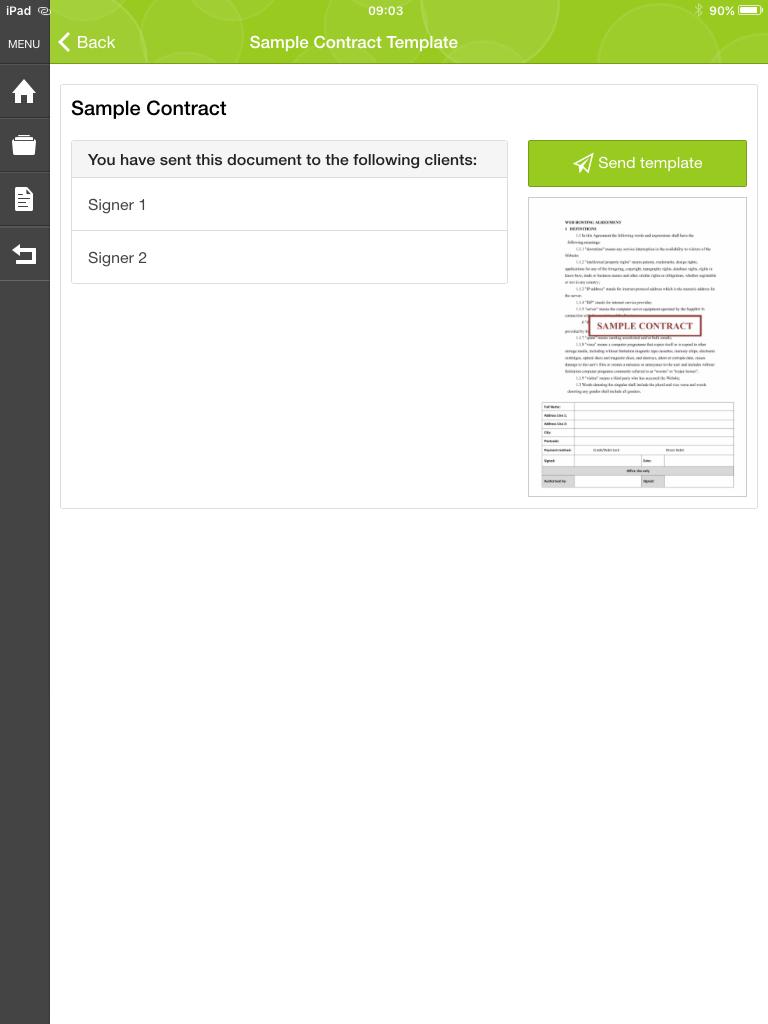 send-template